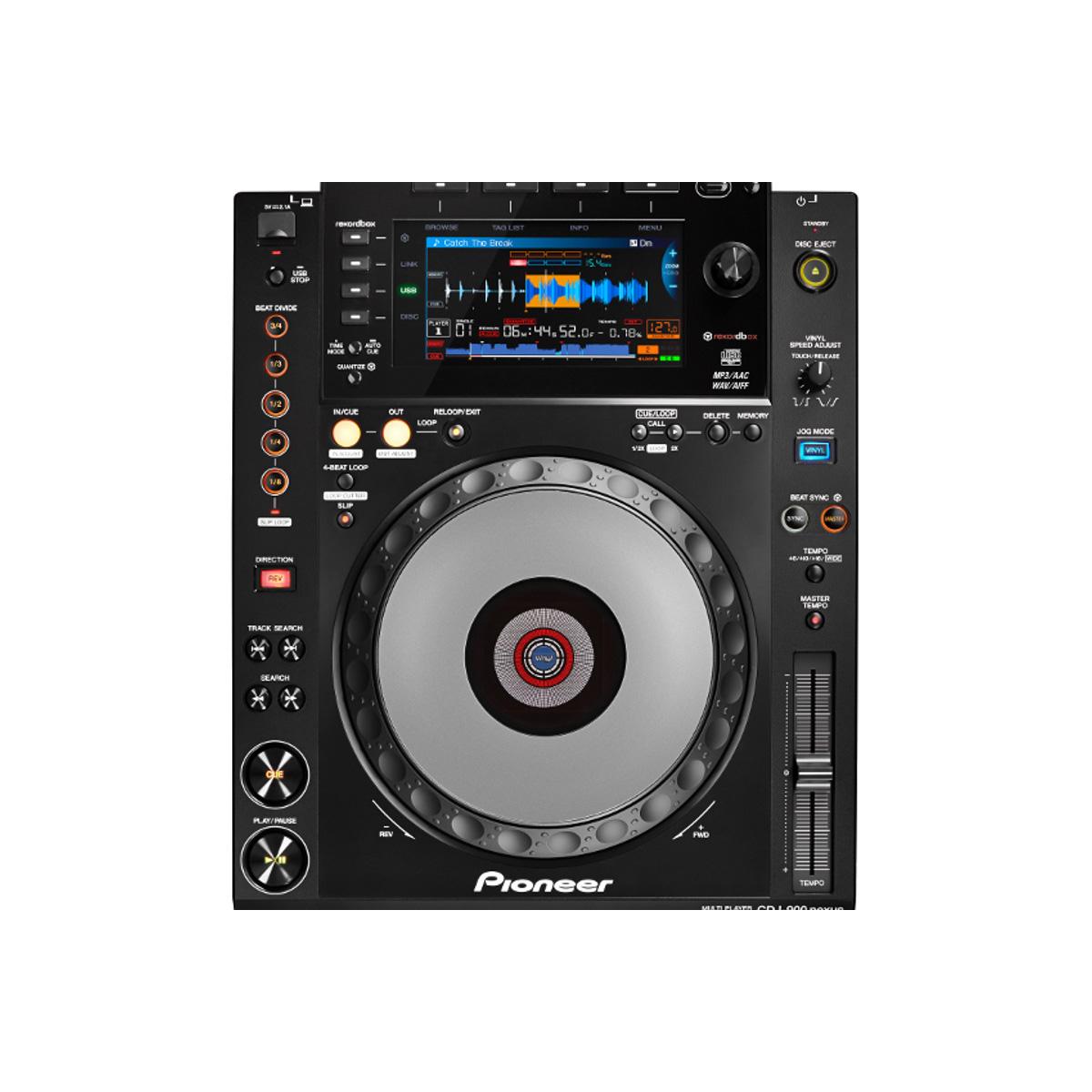 Pioneer Cdj 900 Nexus | Mak Audio dj | Loja Virtual