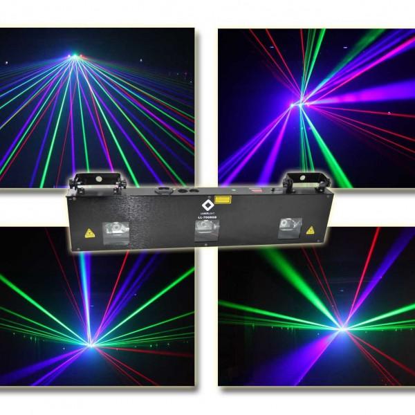 LL-7050RGB MONTAGEM