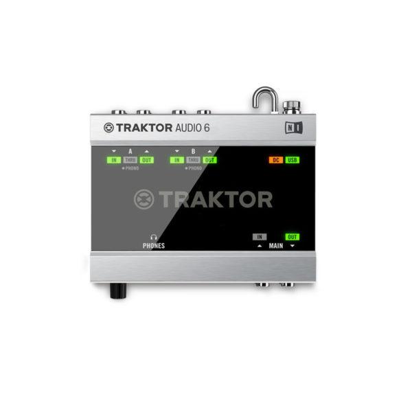 Traktor Scratch - A6