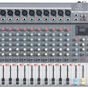 AMX SERIES 12CH PROFISSIONAL AUDIO MIXER