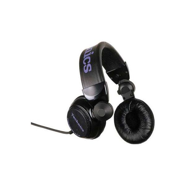 Fone Technics Rp Dj 1200 - Edição Ltda (Preto e Roxo)