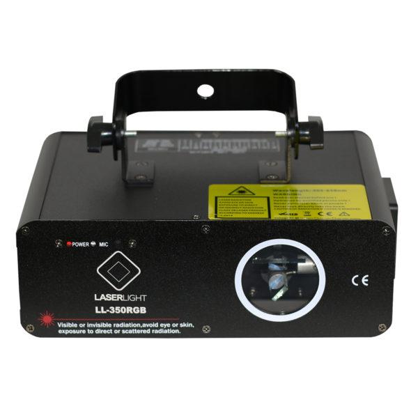 LASER SHOW LL-350RGB LASER SHOW 350mW
