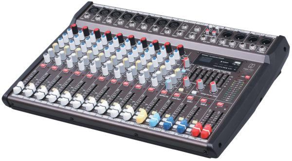 MK-M210 - 10 CH Profissional Áudio Mixer