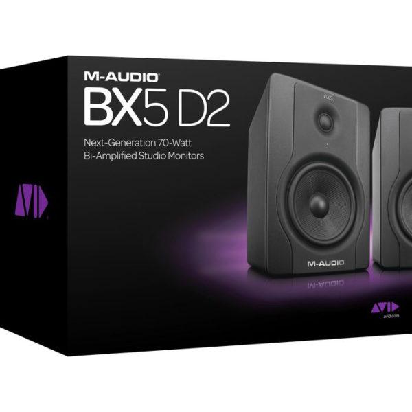 Monitor M-Áudio Bx5 D2 Next Generation