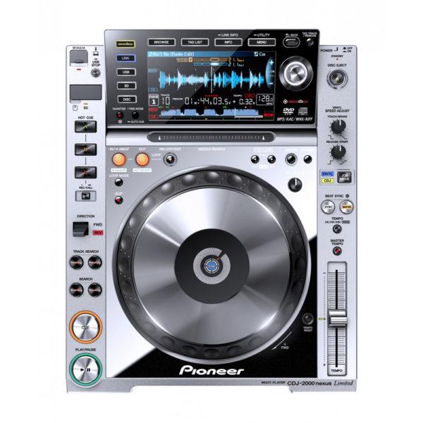 Pioneer Cdj 2000 Nexus Platinum Edição Ltda
