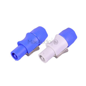 CONECTOR PLUG POWERCON KIT IN/OUT