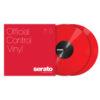 SERATO TIME CODE PERFORMANCE SERIES 12 CONTROL VINYL RED (PAR)